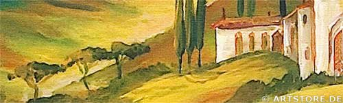 Wandbild Mia Morro ITALIEN VIEW Detailausschnitt