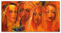 Wandbilder Mia Morro BEAUTIFUL FACES