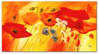 Wandbilder Mia Morro FRESH FLOWERS