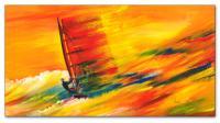 Wandbilder Mia Morro WIND SURFING