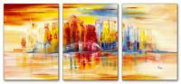 Wandbilder Mia Morro NEW YORK SKYLINE - USA