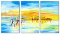 Wandbilder Mia Morro SUMMER SAILING