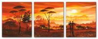 Wandbilder Mia Morro AFRICA MY LOVE - EDITION