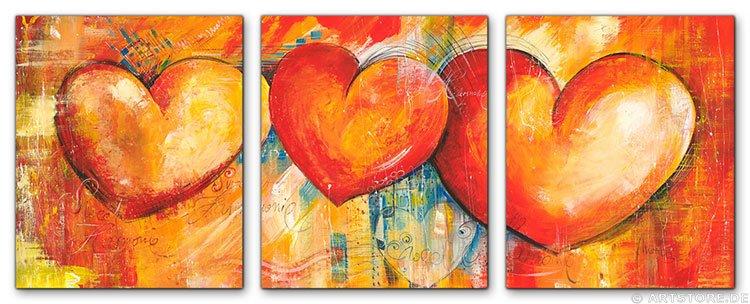 Wandbild Mia Morro SWEET HARMONY - EDITION