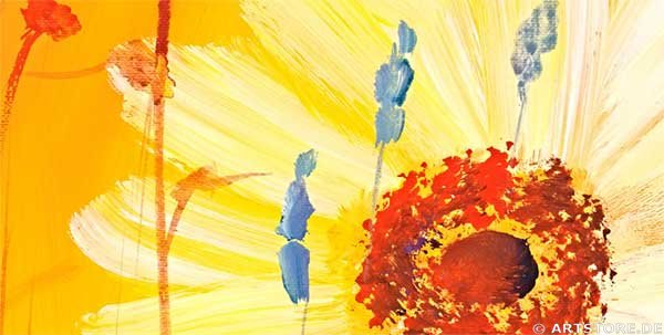 Wandbild Mia Morro FRESH NATURE - EDITION Detailausschnitt