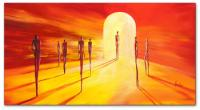 Wandbilder Mia Morro INTO THE LIGHT