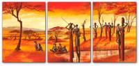 Wandbilder Mia Morro MASSAI AFRIKA - Edition