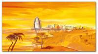 Wandbilder Mia Morro DUBAI SKYLINE