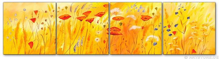 Wandbild Mia Morro SILENCE NATURE - EDITION