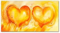 Wandbilder Mia Morro TWO HEARTS
