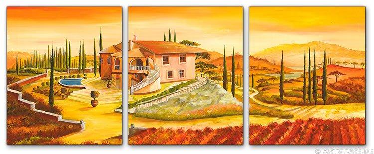 wandbilder mia morro villa panoramic edition. Black Bedroom Furniture Sets. Home Design Ideas