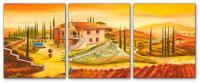 Wandbilder Mia Morro VILLA PANORAMIC - EDITION