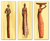 Wandbilder Mia Morro MASSAI BEAUTYS - EDITION