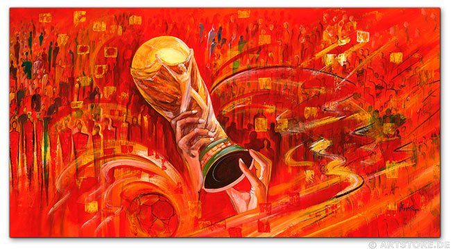 Wandbild Mia Morro FIFA WORLD CUP 2006