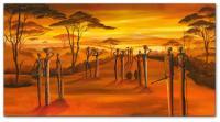 Wandbilder Mia Morro GREAT AFRICAN VIEW