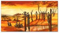 Wandbilder Mia Morro MASSAI AFRIKA - NEW
