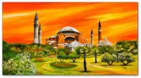 Wandbilder Mia Morro Hagia Sophia - Istanbul
