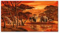 Wandbilder Mia Morro AFRICAN WILDLIFE MY LOVE