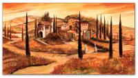 Wandbilder Mia Morro TOSKANA ITALIEN
