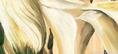 Wandbild Mia Morro CALLA NEW EDITION Detailausschnitt