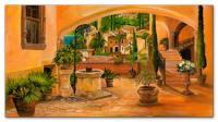Wandbilder Mia Morro BRUNNEN DES LEBENS