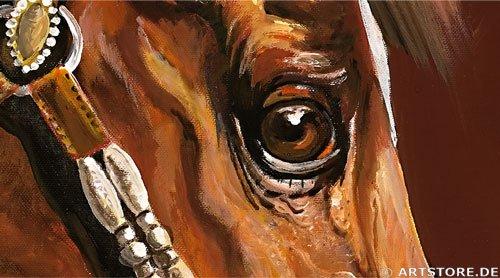 Wandbild Mia Morro PURO CHIC Detailausschnitt