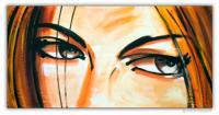 Wandbilder Mia Morro AUGEN BLICK