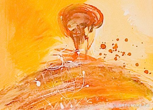 Wandbild Mia Morro MODE EDITION - 3/5 Detailausschnitt