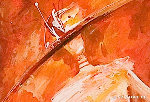 Wandbild Mia Morro MODE EDITION - 2/5 Detailausschnitt