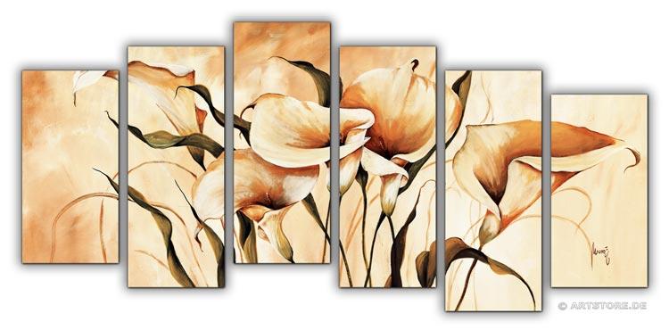 Wandbild Mia Morro CALLAS SPEZIAL