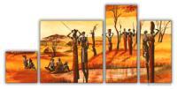 Wandbilder Mia Morro MASSAI EDITION