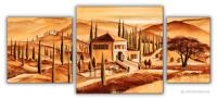 Wandbilder Mia Morro TOSKANA