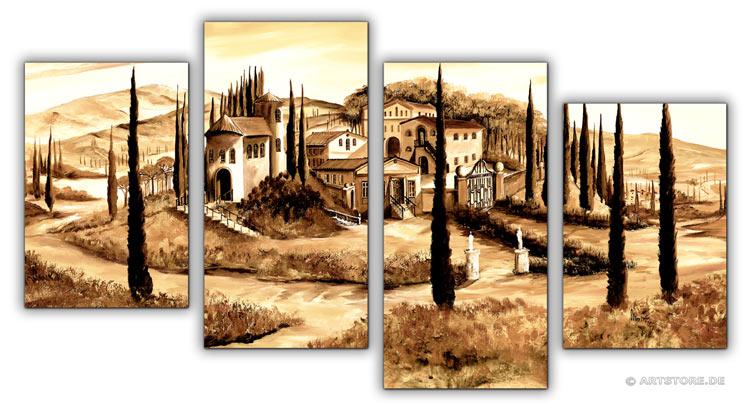 Wandbild Mia Morro ITALIEN EDITION